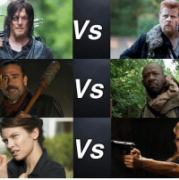 Today we have Daryl vs Abraham Negan vs Morgan Maggie vs Andrea Comment below who you think would win twd walkingdead thewalkingdead thewalkingdeadfamily daryldixon abrahamford negan morganjones maggiegreene: Vs  Vs  Vs Today we have Daryl vs Abraham Negan vs Morgan Maggie vs Andrea Comment below who you think would win twd walkingdead thewalkingdead thewalkingdeadfamily daryldixon abrahamford negan morganjones maggiegreene