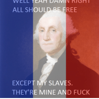 Historical: VV ELL  LAH DAI VII  ALL SHOULD BE FREE  EXCEPT MY SLAVES  THEY'RE MINE AND FUCK