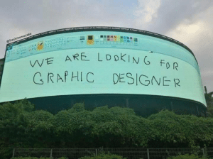 Relevant profession: VVE  CRAPHIC DESIGNER Relevant profession