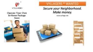 lol-coaster:    Vyllage  - Now is the time to start your new home-based business!  : VYLLAGERS WANTED  Secure your Neighborhood  VYLLAGE  Operate Your Own  In-Home Package  Store  Make money.  www.vyllage.net lol-coaster:    Vyllage  - Now is the time to start your new home-based business!