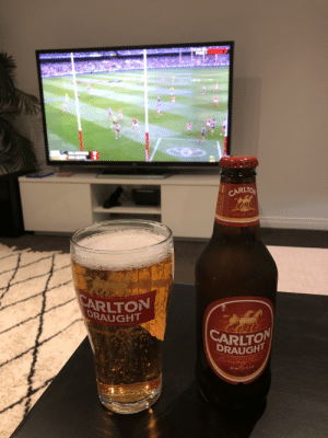 Today my septic tank overflowed, my fridge stopped working, and then this afternoon I got diagnosed with testicular cancer at 24yr old. Having a beer to that...: W  CARLTON  SINCE Ia64  CARLTON  DRAUGHT  SINCE  1864  CARLTON  DRAUGHT  Brewery  29 MAY20 15346  375ml  www.carltondraught.com Today my septic tank overflowed, my fridge stopped working, and then this afternoon I got diagnosed with testicular cancer at 24yr old. Having a beer to that...