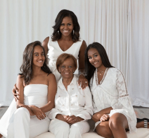 (W) Happy Mother's Day to our FLOTUS we wish to still have - Michelle Obama, and to her Mom - Mrs. Robinson. You both are the epitome of beauty, class, grace, and elegance. A truly beautiful family.: (W) Happy Mother's Day to our FLOTUS we wish to still have - Michelle Obama, and to her Mom - Mrs. Robinson. You both are the epitome of beauty, class, grace, and elegance. A truly beautiful family.