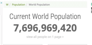 Target, Tumblr, and Blog: W Population / World Population  Current World Population  7,696.969,420  view all people on 1 page> dwyce: celticpyro:  libertarirynn:  mornington-the-crescent:   the-mighty-birdy:   officialfist:  voidedmuffin:  browsedankmemes: Finally  nice   nice   Nice   Nice   Nice  Nice  The word is overpopulated and we are our own destruction  Nice