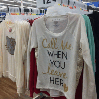 For just $12 at Walmart you can become a side hoe: WHEN  YOU  ve  HER For just $12 at Walmart you can become a side hoe
