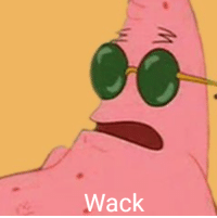 Meme, Wack, and Guy: Wack When a guy reposts your meme and gets 10K+ upvotes