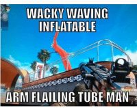 Memes, Waves, and Tube: WACKY WAVING  INFLATABLE  ARM  FLAILING TUBE MAN