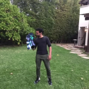 Too Much, Tumblr, and Vine: waffleperks: thomas-is-so-vine-and-kind:  The Teen Titans Show Their Skills 💥 (W/ Khary Payton , Tara Strong , & Scott Menville , the voices of Cyborg, Raven, & Robin)  This is too much to take in at once