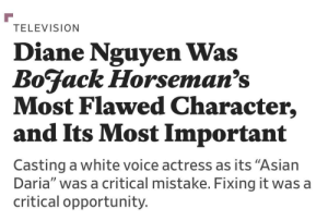Wait until they find out that Bojack wasn't voiced by a horse: Wait until they find out that Bojack wasn't voiced by a horse