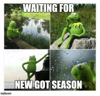 Sent in by Kamil Kefson.: WAITING FOR  NEW GOT SEASON  ing 100m Sent in by Kamil Kefson.