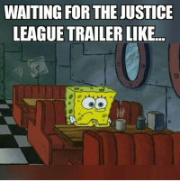 Memes, Justice League, and 🤖: WAITING FOR THE JUSTICE  LEAGUE TRAILER LIKE (Cassius) Geek Lives Matter