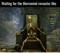 Waiting for the Morrowind remaster like We're waiting..... bethesta morrowind remaster Gaming shoutouts! DM us for details and to be featured on our front page! ◆ Are you gaming with us? Find more content on our gaming communities below! ◆ facebook ★ youtube ★ twitch ★ instagram ★ ◆ Partners @vizzion_gamer2 ◆ ◆ memes gamer funny videogames gaming xbox xbox1 playstation pc oldschoolgaming snes gamingnostalgia epicgaming gamingmoments okewlgaming gaminghumor bestgaming instagram youtuber subscribe okewl gamerelite hardcoregaming