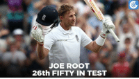 Memes, 🤖, and Roots: Waitrose  JOE ROOT  26th FIFTY IN TEST IND vs ENG, 4th Test, Day 4: ENG 400 & 97/3 (24) | Joe Root - 56* (77) , Jonny Bairstow - 14 (35) | Eng trail by 134 runs