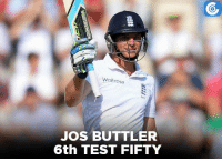 Memes, 🤖, and Eng: Waitrose  JOS BUTTLER  6th TEST FIFTY IND vs ENG, 4th Test Day2: ENG - 357/8 (117) | Jos Buttler - 53*(108) , Jake ball - 12 (14)