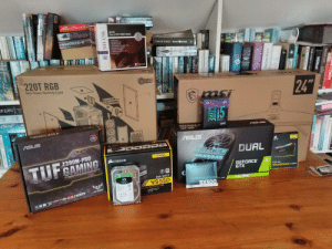 I have ascended: WAKE  MARK  LAWRENCE Prince f  NH-U9S  95mm U-TYPE TOWER COOLER  SNAKEWOOD  TWELVE KINGS BRADLEY  BEAULIEU  INPI  RDER  WAR  SUSHI  OHN  RAY  MARIAN GINNER  KEVES  ంతి  MAPAN  KEVES  MARIAN  KEYES  R.  the  other  Side  220T RGB  C  @CUE  Storu  Mid-Tower Gaming Case  OURN  24  STAY  BR LORD m  E STA..u.  STR U  intel  15  SCOTT ROHAN  OF MIDDLE AR  DHAGON PRIC  UNLOCKED  GEFO RCE G  1860  5-9SOOK  TEATIST  AURA  ONAS  ASUS  ASUS  Dee4  2XAA/ 9G  CORSAIR  AUTO-EXTREME  DUAL  Perfected Automated Manufacturing  VS SERIES  2390M-PRO  CORSAIR  TUFCAMING  GEFORCE  GTX  crucial  nviDA  MOTHERBOARD  80  SCUE  VENGEANCE PRO  (3.  QatAGATE  VS550  PLUS  550 WATT  BARRACUDA  VS 550  1660 Super  X2ANSE  BX500  TAYION ATE FUENTE D ALIMENTACION ATX  AT NETZTER O AN AX AT  TUF GAMING  120G8  25-INCH SOLID STATE DRIVE  HDMI  dts  wwDIA AMDA  SLI  DAX CE  COBEN  Tictorian  MERCEDES LACKEY ALTA  Mankell  Mary  josegh o'cenns the sales ma  THE FL  william sutcliffe  HOMER H H  marian  keves  Marian Keyes  MARIAN  КЕУES  Popular Mus  Woman S  marian  CORE  QUICKSILVER  ZENITH  The Gadger of Berwsi  STAN NICHOLL  SHOWGAS  STAN NICHOLLS  ADAM NIC  THE WAR OF THE  110 ML  LARRY SVEN AD  LARRY RIVE  93rin  RY NIVEN RON STAR  AMIVEN  THE DRAGONS  OF HEOROT  S6N-HN  IRE BRAND  STLLSTOD  ON ALEX CROSS  SINS EMPIRE  BRIAN MECLELAN  THE BABES IN THc WOOD  MELANIE RAWN  TI TTAN MAV  INTERVENTKON  ROBERT RANKIS  ODESIT  SPRO I have ascended