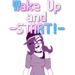 Wake Up and Start! A trans related webcomic by me. Just thought I'd share this here too. I'll even tackle some directly trans related stuff in the near future.💖 (Link in comments): Wake Up and Start! A trans related webcomic by me. Just thought I'd share this here too. I'll even tackle some directly trans related stuff in the near future.💖 (Link in comments)