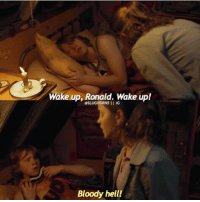 I love how he pulls the blanket up lmao Ronald what r u trying to hide??? Would you rather stay at the burrow or the Leaky Cauldron for a week? Swipe right for some textposts, I'm thinking about adding that to my theme!: Wake up, Ronald. Wake up!  IG  Bloody hell! I love how he pulls the blanket up lmao Ronald what r u trying to hide??? Would you rather stay at the burrow or the Leaky Cauldron for a week? Swipe right for some textposts, I'm thinking about adding that to my theme!