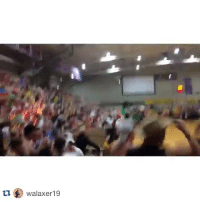 """Taylor University held their yearly """"Silent Night"""" game last night & the fans went insane after the 10th point. 🙌🔥🙌: walaxer19 Taylor University held their yearly """"Silent Night"""" game last night & the fans went insane after the 10th point. 🙌🔥🙌"""