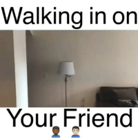 Check out the bro @proteinrich for more comedy and skits 🔥🔥: Walkina in on  Your Friend Check out the bro @proteinrich for more comedy and skits 🔥🔥