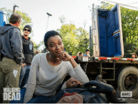 Dank, Fall, and Walking Dead: WALKING  DEAD  aMC  RETURNS FALL Alternate ending?