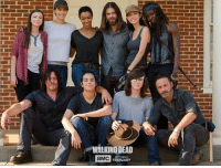 Happy New Year from #TWD.: WALKING DEAD  RETURNS  aMC  FEBRUARY Happy New Year from #TWD.