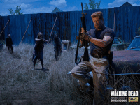 Dank, Http, and Walking Dead: WALKING DEAD  RETURNS OCTOBER 11  aMC  SUNDAYS 918C WALKERS BEWARE: Abe is coming for you. http://bit.ly/1OzsCrv