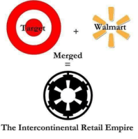 Ohh... oh my.. ¿D: Walmart  Merged  The Intercontinental Retail Empire Ohh... oh my.. ¿D