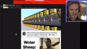 Meme, Minecraft, and Hell: Walter Sheep iredd.it/gislvt..  Posted by u/freezeass 3 days ago  32.0k  124 Give Award  Approve  Remove  Spam  Share  3:04  Most annoying redstone noise machine  you can make in Minecraft - Bell Hell-1.  docm77-107K views 2 days ago  Woter  Sheep: WHEN HE DOESNT SCROLL ALL THE WAY BUT YOU A MEME LEGEND!