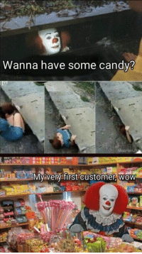 https://t.co/Cd5A0W3LBl: Wanna have some candy?  MaartenJ  Myaveny first customer, wow https://t.co/Cd5A0W3LBl