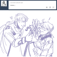 Rude, Target, and Trash: wannabe-badwolf said:  Hetalia )   7 whatwouldcaptainamericado:  SO RUDEivan/alf trash 5ever