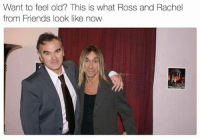 F.R.I.E.N.D.S -CA$H $KULL: Want to feel old? This is what Ross and Rachel  from Friends look like now F.R.I.E.N.D.S -CA$H $KULL