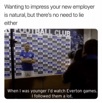 Richarlison really wants to make a good first impression: Wanting to impress your new employer  is natural, but there's no need to lie  either  しUSM  When I was younger l'd watch Everton games.  I followed them a lot. Richarlison really wants to make a good first impression
