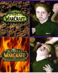this is my last world of warcraft propaganda meme i promise: WARCRAFIL  WORLD  WARCRAFT this is my last world of warcraft propaganda meme i promise