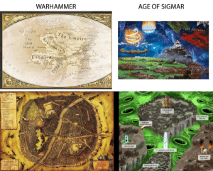 SOUL VS ......: WARHAMMER  AGE OF SIGMAR  Norsca  SUGATORIA  Kislev  Praag  Ereagrad  ORB INFERNIA  Sea of Cla ws  Albion  arak Vlag  Kislev  Middepeim  The Empire  L'Aguille  Bret on  Manenbarg  IGNAX  The  GHORDDRO  Zharr  Naggrund  THE AETHER  Ardok  KoE Kadrin  World  Nuln  Bordeleaty  Sylvania  The Mog  The C  The Dark  Brionne  AND OF THE CHAINED SUN  Achal  Loreny  Ka a  UNREACHABLE  MOUNTAIN  Estalia  ి  Crookback  Karaz  Mirspe  Border Princas Mountain  Barak Varts  ORSIDIA  VULCSE  THE ASHLANDS  VERMINAS FOBLY  Magritta  Rehas  ThE To  e an  BUCEPHIA  THE SGARRED.ISLE  HENCATE  Mount  Creyhag  THE TAUROI  ARCHIPELAGO  Lucini  Kar he  VALE OF  A BULLS  MATADROS  PUMY  Sartosa  LONTZ  KaraAsakene  The Black Gulf  Badlands  KEY  OLD TOWN  1- The Old Toun Hall  2- The Street of Shifting Signs  1-The Citadel  RHE NEW  NOBLÉ QUARTER  The Grand Parade  5- Windless Square  The Opere Houe  7- The New Palace  MERCHANT QUARTER  - The Red Rost  - The White Boar Inn  10 - The Bow and Berd  1- Kalite's Favour  a- The Fire Spire  -The Old Polace  CYSSANDRA'S  KEEP  HEADSMAN'S  TOMB MAZE  BRIDGE  WEST SIDE  The Magnus Gerdens  - TMTemple ofi Dahz  16- The Tentple af Ursun  17- The Bleaknes  - The Furnacr  19-The Selyek's Arms  Barcher Bifeast  EHE OLDTOWN  BURNING  BLOOD BRIDGE  GLOOM GATE  WITHERTOUCH BRIDGE  MORTUARY  FACTORY  - DETAILS-  THE CURSED CITY OF  OUTER GATES BRIDGES  A- Weter Gare  B- Mountain Gate Empy Bridge  C- Far Gate (River Gate)  D- Gate of Gargoyles  PRAAG  karlsbridge  PRISON OF SOULS  EM BATTLED BASTION  OF THE NORTH  998 GC - 2522 IC  BEUBILOS SOUL VS ......