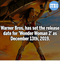"Batman, Memes, and Superman: Warner Bros. has set the release  date for ""Wonder Woman 2 as  December 13th,2019. What will WW 2 be about?! - My other IG accounts @factsofflash @yourpoketrivia @webslingerfacts ⠀⠀⠀⠀⠀⠀⠀⠀⠀⠀⠀⠀⠀⠀⠀⠀⠀⠀⠀⠀⠀⠀⠀⠀⠀⠀⠀⠀⠀⠀⠀⠀⠀⠀⠀⠀ ⠀⠀--------------------- batmanvssuperman xmen batman superman wonderwoman deadpool spiderman hulk thor ironman marvel greenlantern theflash wolverine daredevil aquaman justiceleague homecoming flashpoint ezramiller wallywest redhood avengers jasontodd blackpanther tomholland lobo like4like injustice2"