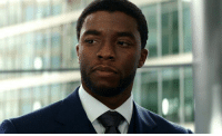 Memes, Black Panther, and Panthers: WARNING: Minor potential spoiler for BLACK PANTHER below...  - - - -  A new report is stating that BLACK PANTHER will show flashbacks of T'Challa attending high school in America during the 90's.  http://tinyurl.com/hzu9mtq  (Brian)