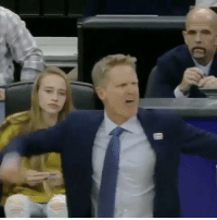Warriors head coach SteveKerr was ejected from the game last night! 👀😂@NBA WSHH: Warriors head coach SteveKerr was ejected from the game last night! 👀😂@NBA WSHH