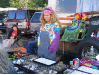 Funny, Outsiders, and War: WARS Ever get so high that you sold minerals outside a Widespread Panic concert?