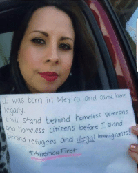 America First! trump votetrump buildthatwall mikepence conservative republican rnc 2a america nra trumptrain donaldtrump womenfortrump donttreadonme draintheswamp benghazi bluelivesmatter 2ndamendment altright MakeAmericaGreatAgain patriots gop meme imwithyou president usa alllivesmatter trumpmemes deplorables -Partners - @virginians_4trump @the_freedom_patriot_ @it.aint.obama @conservative.nj @voluntaryist.ancap: was born in Meuco and came here  legally  homeless veterans  will stand behind before and homeless citizens nd refugees and wegal immigrants!  America First America First! trump votetrump buildthatwall mikepence conservative republican rnc 2a america nra trumptrain donaldtrump womenfortrump donttreadonme draintheswamp benghazi bluelivesmatter 2ndamendment altright MakeAmericaGreatAgain patriots gop meme imwithyou president usa alllivesmatter trumpmemes deplorables -Partners - @virginians_4trump @the_freedom_patriot_ @it.aint.obama @conservative.nj @voluntaryist.ancap