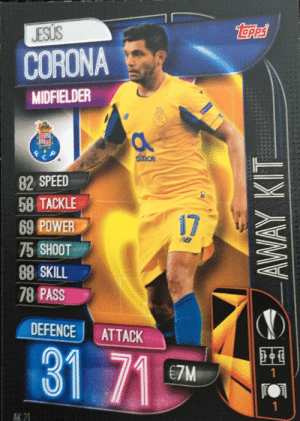 Was given match attax for my birthday and im not so sure if im happy with what player i got: Was given match attax for my birthday and im not so sure if im happy with what player i got