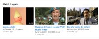 Watch it again  gnome child  by Flopske 19,153 views  3 weeks ago  0:23  3:08  Russian Airborne Troops (VDV) Borat's Guide to Britain  Music Video  by Kocayine 902,013 views  8 months ago  by terauchi999 3,642,859 views  7 years ago  51:06 why yes, I would like to watch these all again