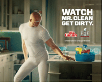 """Don't miss the """"extra dirty"""" #MrClean #SB51 ad everybody's talking about: http://spr.ly/61878Rcd5 and don't forget to vote on #AdBlitz: WATCH  MR. CLEAN  GET DIRTY  Official Cleaner of Super Bowl LI Don't miss the """"extra dirty"""" #MrClean #SB51 ad everybody's talking about: http://spr.ly/61878Rcd5 and don't forget to vote on #AdBlitz"""