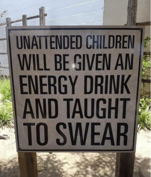 Watch your own kids: Watch your own kids