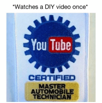I am a master of my trade 👌 . . carmemes jdm turbo tuner boost carsofinstagram carswithoutlimits carporn instacars supercar carspotting supercarspotting stance stancenation stancedaily racecar blacklist cargram carthrottle drift bmw e36 itswhitenoise: *Watches a DIY video once*  You Tube  CERTFED  MASTER  AUTOMOBILE  TECHNICIAN I am a master of my trade 👌 . . carmemes jdm turbo tuner boost carsofinstagram carswithoutlimits carporn instacars supercar carspotting supercarspotting stance stancenation stancedaily racecar blacklist cargram carthrottle drift bmw e36 itswhitenoise