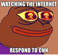 #CNNblackmail: WATCHING THE INTERNET  RESPOND TO CNN #CNNblackmail