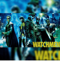 Hbo, Memes, and Image: WATCHM  WATC From @dcunews - BREAKING: 'WATCHMEN' TV series OFFICIALLY a GO at HBO with DAMON LINDELOF at the helm! *LINK IN BIO* or SWIPE UP on this image in MY STORY to read more! Watchmen DCComics