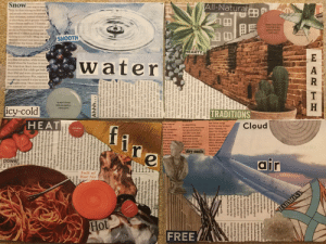 Water... Earth... Fire... Air... long ago the four collages lived in harmony, then everything changed when the Fire collage attacked.: Water... Earth... Fire... Air... long ago the four collages lived in harmony, then everything changed when the Fire collage attacked.