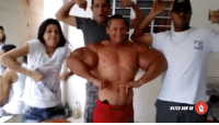 Memes, Worldstarhiphop, and Brazilian: WATER NOW WSHHRewind: Think Twice Before You Inject Shxt In Your Body: Brazilian Man Who Uses Synthol! (Synthol Gone Wrong) 💉 ( 2013) Live now on WorldStarHipHop.com and the WSHHApp! @worldstar WSHH