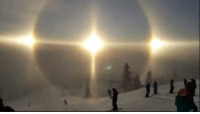 Halo, Target, and Tumblr: water-shape:Sun halo, Sweden