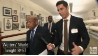 @jessewatters tracked down Rep. John Lewis (D-GA) to ask the congressman about his recent statement that @realDonaldTrump is not a legitimate president. Don't miss 'Watters' World' tonight at 8p ET.: Watters' World  Tonight 8P ET  FOX  NEWS @jessewatters tracked down Rep. John Lewis (D-GA) to ask the congressman about his recent statement that @realDonaldTrump is not a legitimate president. Don't miss 'Watters' World' tonight at 8p ET.