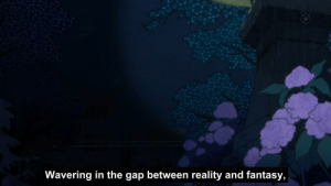 The Gap, Reality, and Gap: Wavering in the gap between reality and fantasy,
